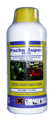 Photo Pacha Super 35 EC