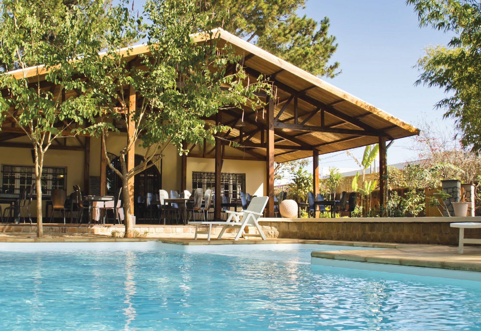 La Rôtisserie piscine